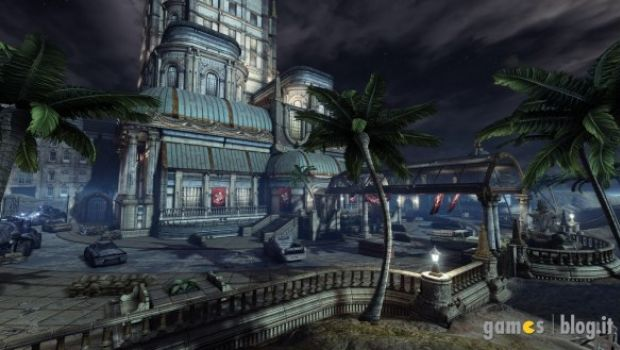 Gears of War 3: immagini a pioggia sulle mappe multiplayer