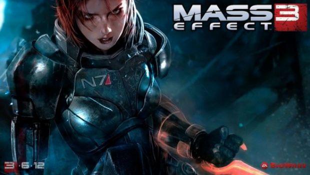 [PAX 2011] Mass Effect 3: la FemShep più votata ha i capelli rossi