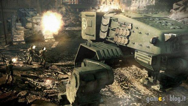 Steel Battalion: Heavy Armor utilizzerà anche il controller tradizionale – nuove immagini di gioco