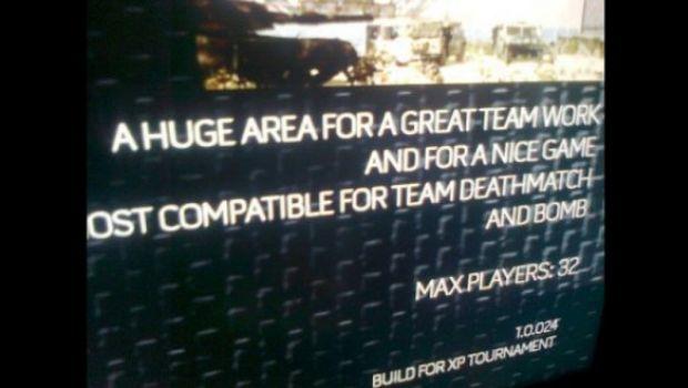 Modern Warfare 3: leak del multiplayer a 32 giocatori?