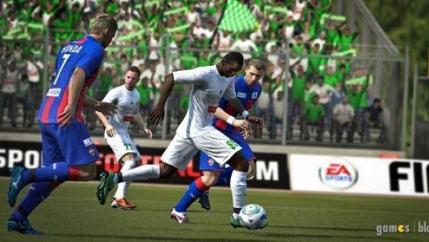 FIFA 12: prime immagini di Eto'o all'Anzhi e Forlan all'Inter
