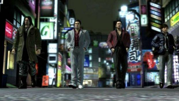 Yakuza 5 annunciato ufficialmente, nasce lo Yakuza Studio