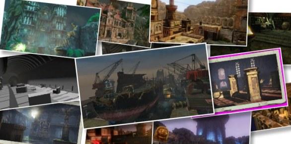Uncharted 3: smentita la fase gold e trapelata la lista delle mappe multigiocatore in immagini e video