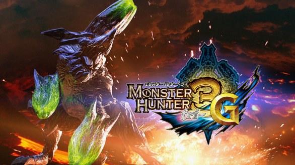 Monster Hunter tri-3G si mostra in immagini e trailer