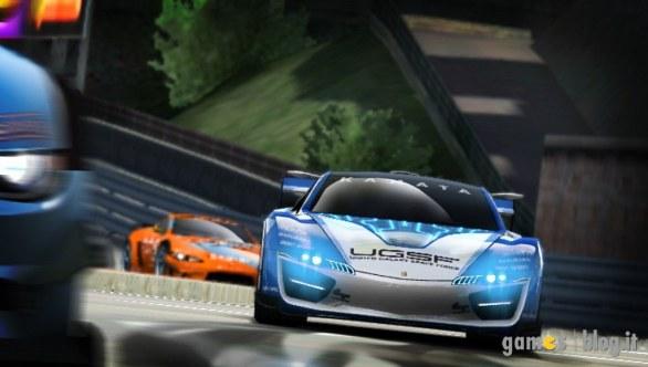 [TGS 2011] Ridge Racer: la versione per PS Vita sfreccia in foto e video