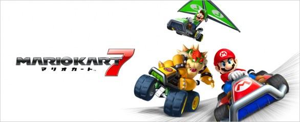 Mario Kart 7: immagini, trailer, video dalla conferenza e data di uscita europea