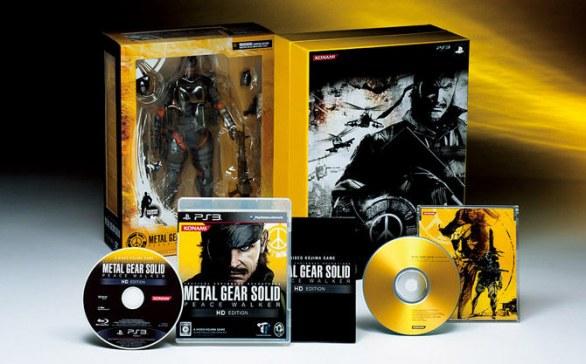 [TGS 2011] Metal Gear Solid HD Collection: le versioni giapponesi si mostrano in immagini e video