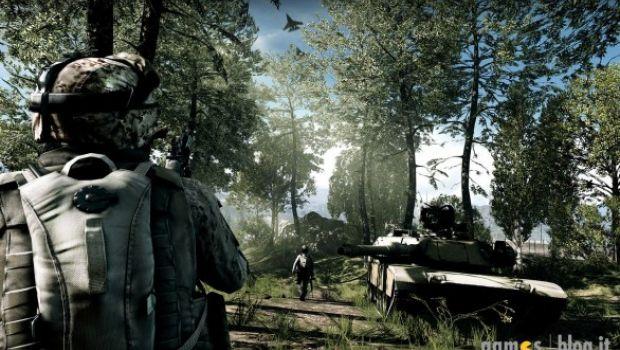 Battlefield 3: immagini e dettagli sul sistema di danni e sui perk tattici dei mezzi di trasporto