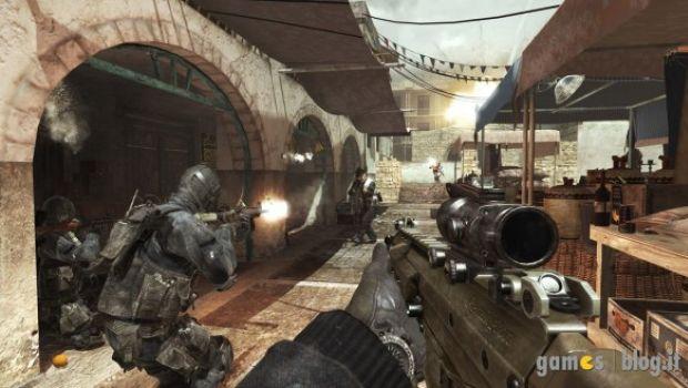 Modern Warfare 3: nuove immagini di gioco sul multiplayer