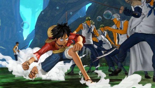 One Piece: Pirate Musou – prima immagine ufficiale