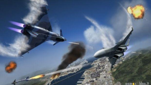Ace Combat: Assault Horizon – la versione per Nintendo 3DS in immagini