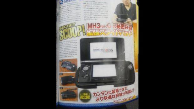 Monster Hunter 3DS: dettagli relativi al gameplay e alla periferica