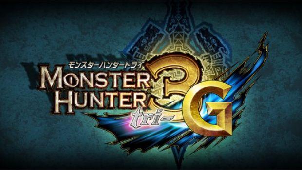 Monster Hunter 3DS: prime immagini dal sito ufficiale giapponese
