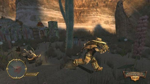 Oddworld: Stranger's Wrath HD – nuove immagini