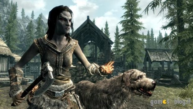 Elder Scrolls V: Skyrim – confermato il vampirismo