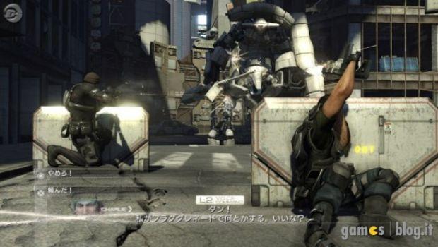 Binary Domain: gli scontri tra umani e cyborg continuano in foto