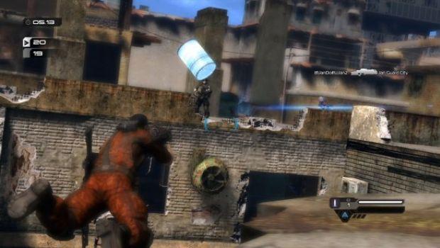 Inversion: nuove immagini relative al multiplayer