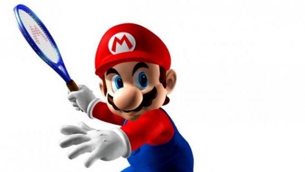Annunciato Mario Tennis 3DS