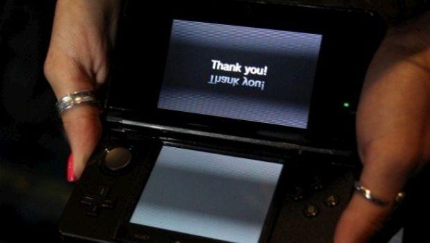 Nintendo 3DS: a novembre l'aggiornamento per poter girare video 3D