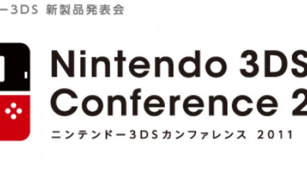 Nintendo 3DS Conference 2011: in video l'intero evento pre-Tokyo Game Show 2011