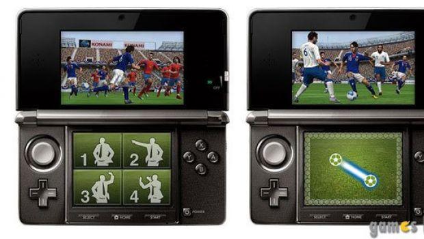 PES 2012: la versione 3DS in immagini e video