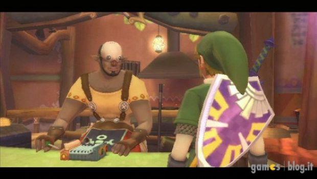 Zelda: Skyward Sword – Miyamoto promette dalle 50 alle 100 ore di gioco – nuove immagini