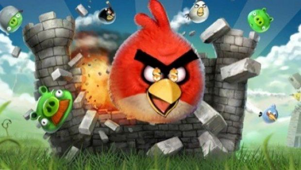 Angry Birds a quota 350 milioni