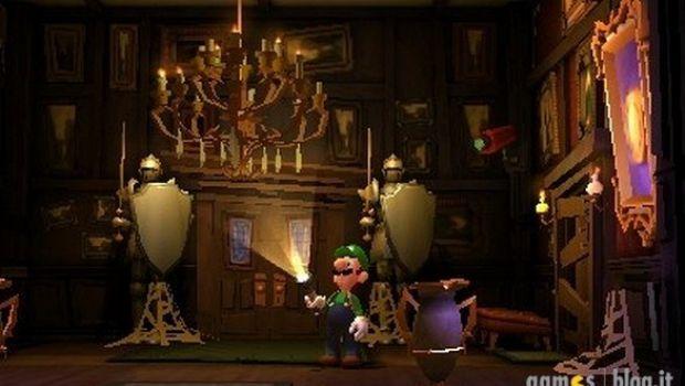 Luigi's Mansion 2: la varietà delle ambientazioni in nuove immagini