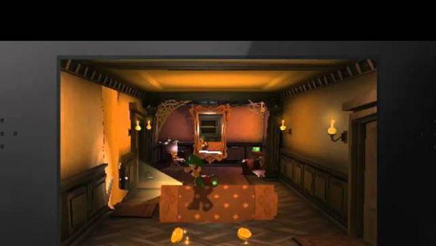 Luigi's Mansion 2 torna a mostrarsi in due nuovi filmati
