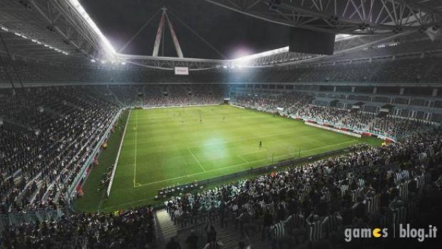 [TGS 2011] PES 2012: Allianz Arena, Juventus Stadium e volti dei campioni in foto