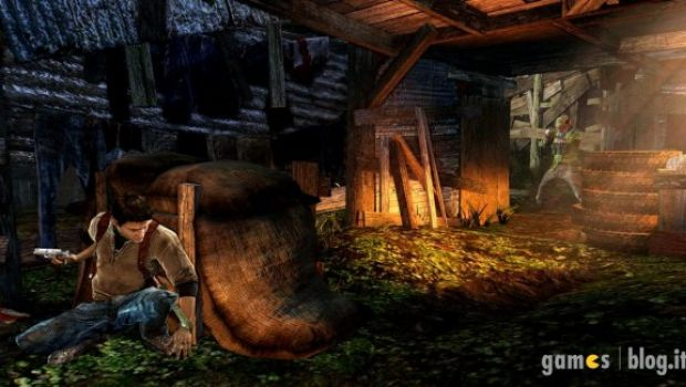 [TGS 2011] Uncharted: Golden Abyss – nuove immagini in notturna