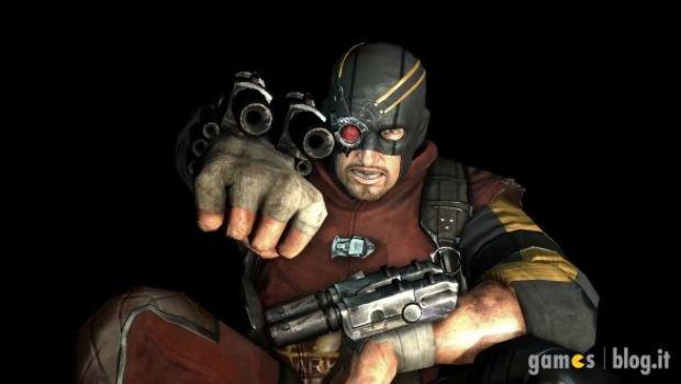 Batman: Arkham City – Deadshot si presenta in foto