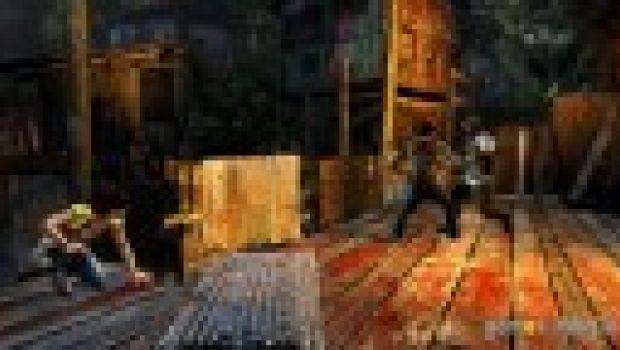 [TGS 2011] Uncharted: Golden Abyss – filmato di gioco della durata di 10 minuti