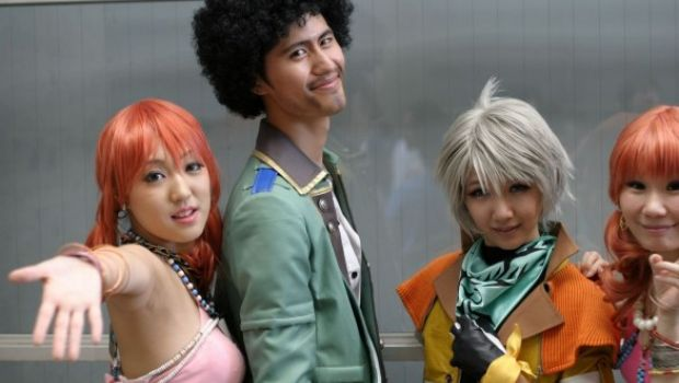 Cosplay e Booth Babes dal Tokyo Game Show 2011 – galleria immagini