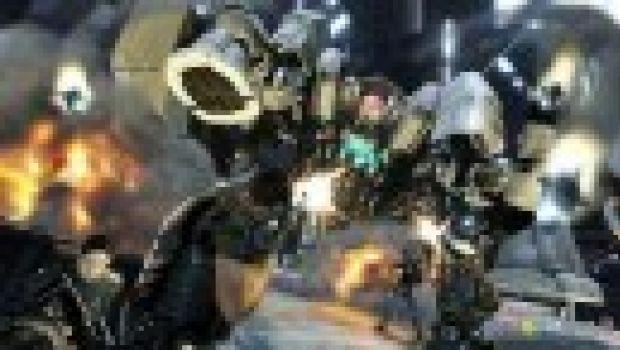 [TGS 2011] Binary Domain: poker di video sul sistema di combattimento