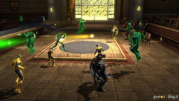 DC Universe Online diventerà free-to-play
