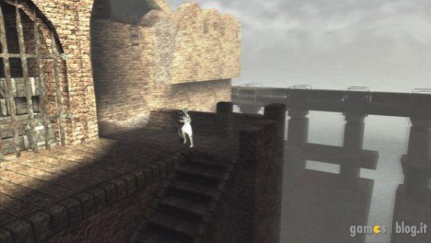 Ico e Shadow of the Colossus HD: nuove immagini di gioco