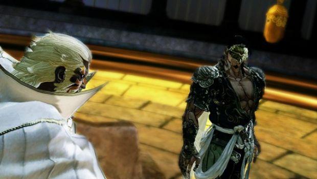 Asura's Wrath si mostra nuovamente in alcune immagini di gioco inedite