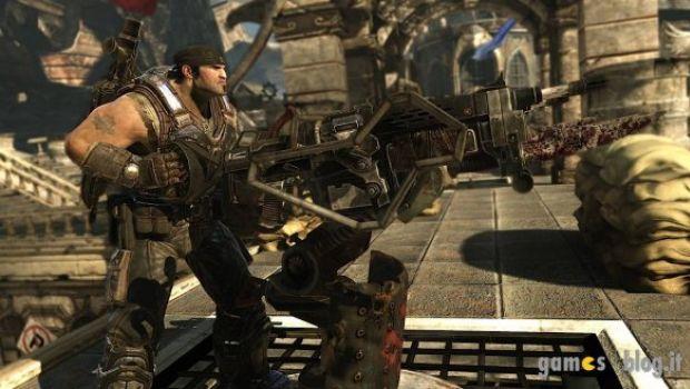 """Gears of War 3: è quasi """"perfect score"""" su Famitsu"""