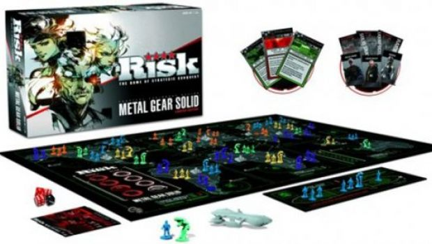 RISK: Metal Gear Solid uscirà a breve