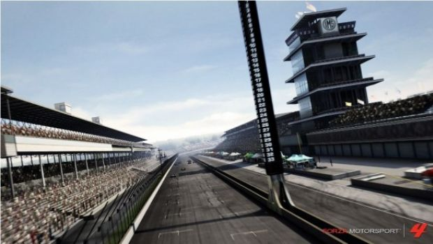 Forza Motorsport 4: l'American Muscle Car Pack e l'Indianapolis Motor Speedway in immagini e video