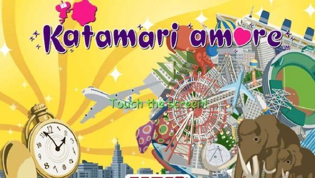 Katamari Amore in uscita su iPad e iPhone il 29 settembre