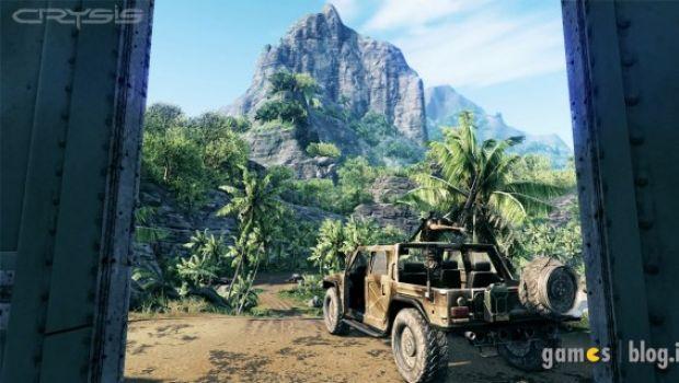 Crysis: data d'uscita e nuove immagini della versione console