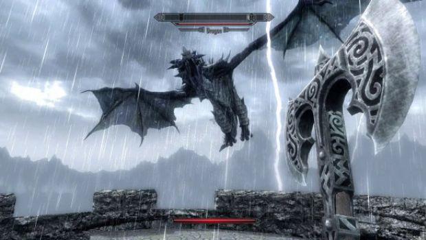 Elder Scrolls V: Skyrim – Bethesda pensa a una conversione futura su Wii U