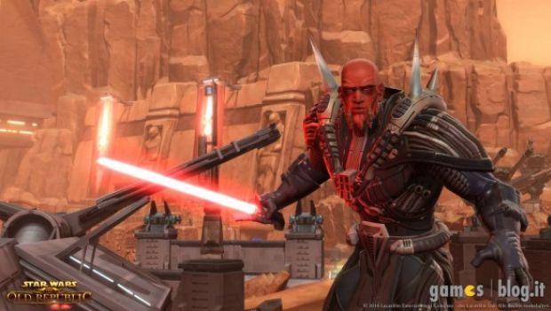 Star Wars: The Old Republic – annunciata la data d'uscita