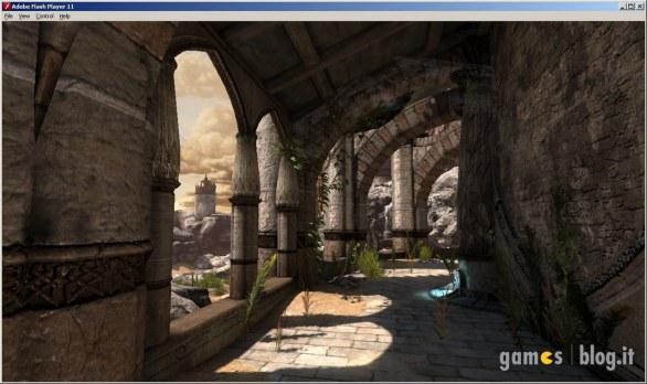 Unreal Engine 3 alla conquista del web: annunciato il supporto ad Adobe Flash (immagini e video)