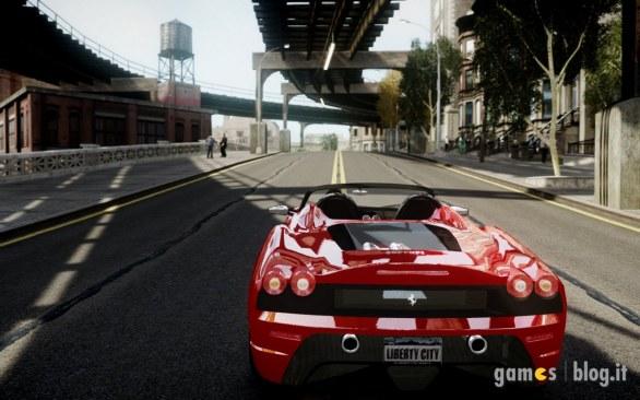 Grand Theft Auto IV: la mod iCEnhancer 1.35b in immagini e video