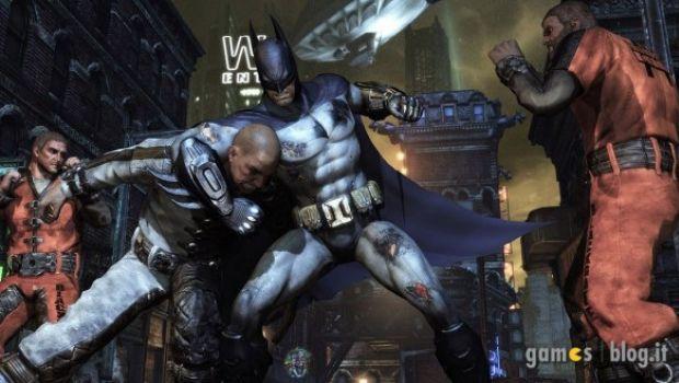 Batman: Arkham City – Joker, Catwoman e il Cavaliere Oscuro in nuove immagini