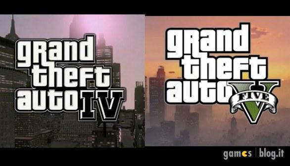 GTA V e GTA IV si confrontano in immagini e video