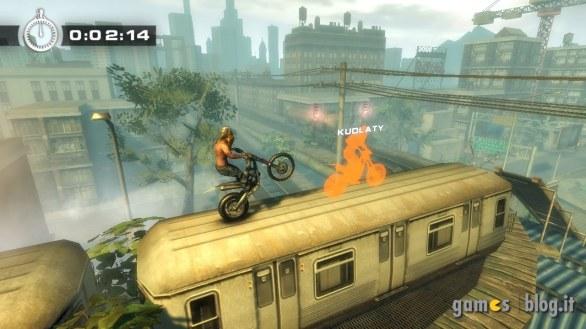 Urban Trials per PS Vita: video d'annuncio e prime immagini di gioco